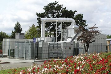 Brennstoffzellen werden hier genutzt
