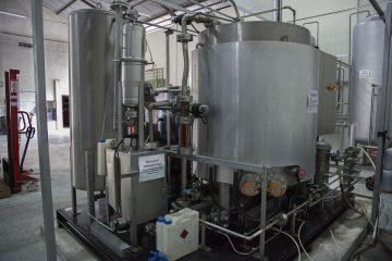 Der Biodieselreaktor